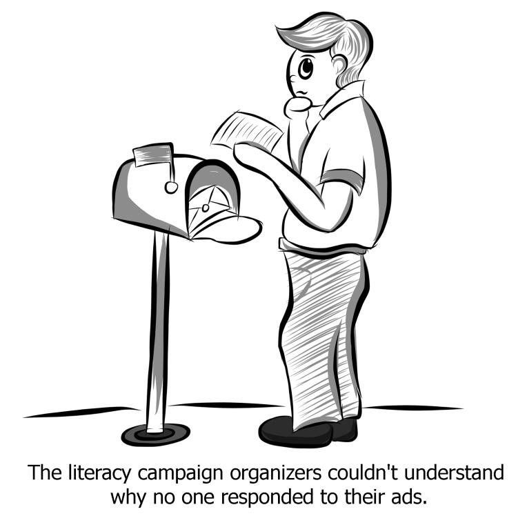Illustration for a seminar presentation