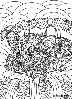 kimzillu.com - adult coloring page (3)