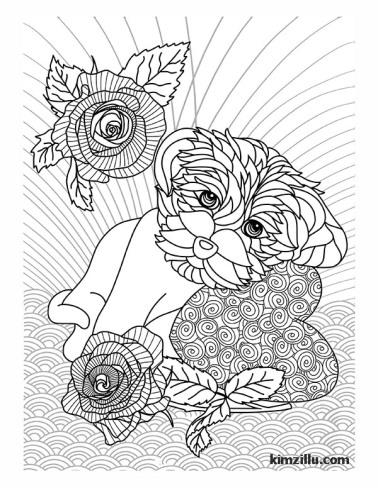 kimzillu.com - adult coloring page (5)