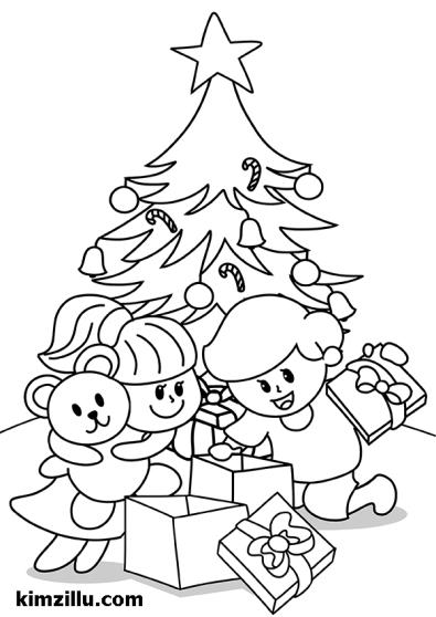 kimzillu.com - Christmas