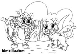 kimzillu.com - every tiger earns its stripes (5)