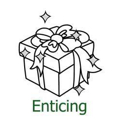 Enticing