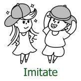 Imitate